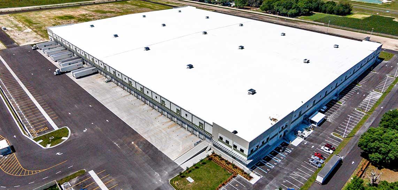New Saddle Creek Warehouse