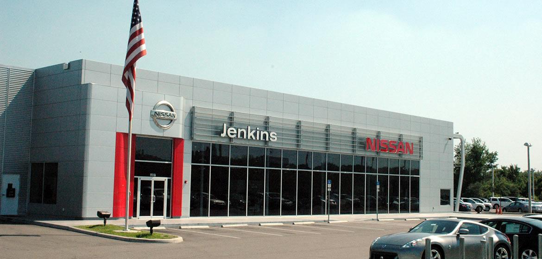 Jenkins Nissan Register Construction