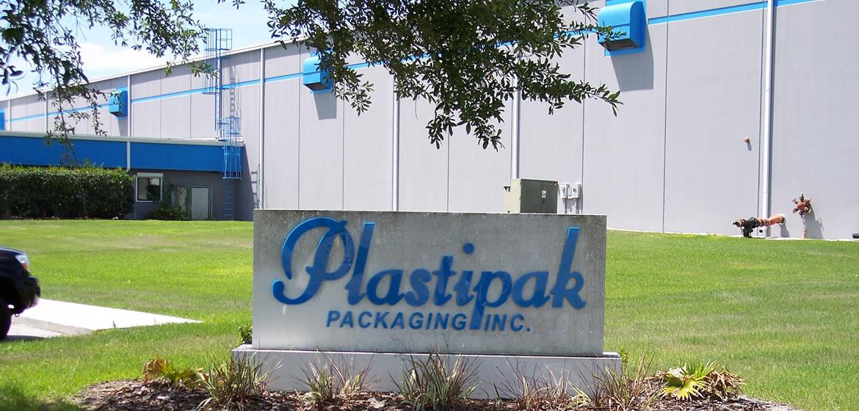Plastipak Packaging Construction