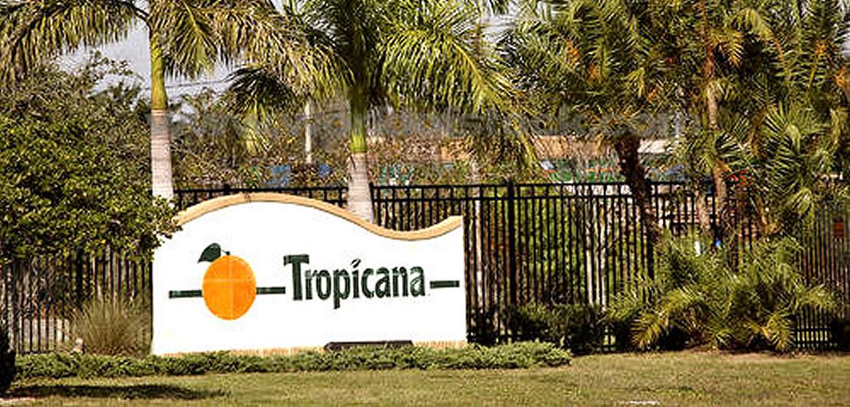 Florida Tropicana Registry Construction